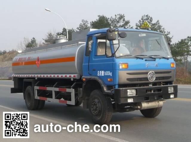 Teyun DTA5160GRYE4 flammable liquid tank truck
