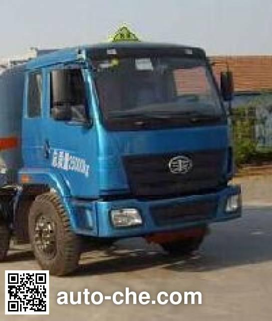 Teyun DTA5250GHYC chemical liquid tank truck