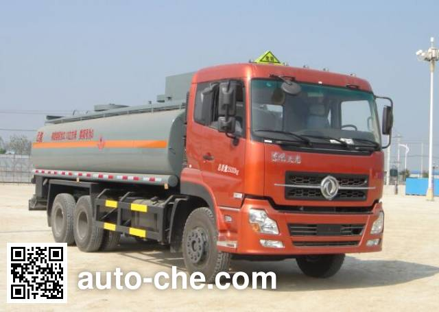 Teyun DTA5250GHYD chemical liquid tank truck
