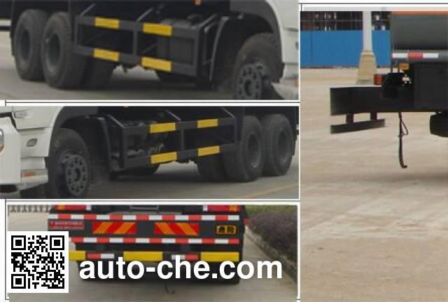 Teyun DTA5251GHYD chemical liquid tank truck