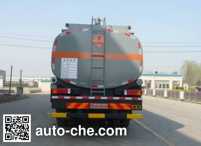 Teyun DTA5251GHYDD chemical liquid tank truck