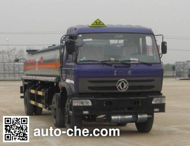 Teyun DTA5251GHYH chemical liquid tank truck