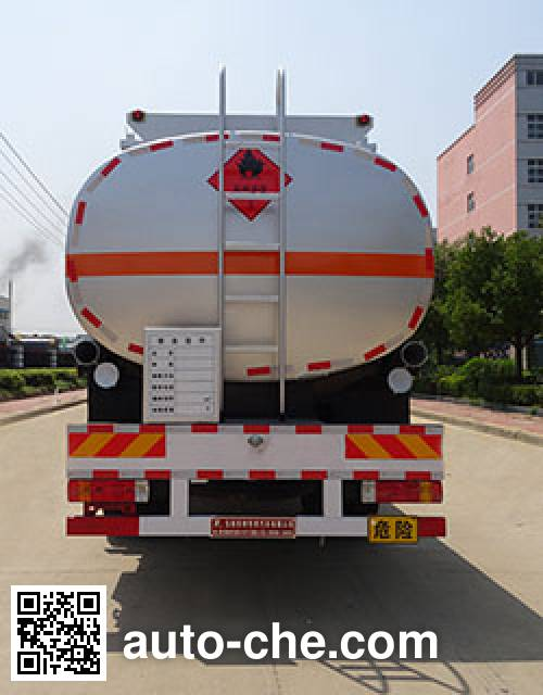 Teyun DTA5251GRYC4P62 flammable liquid tank truck