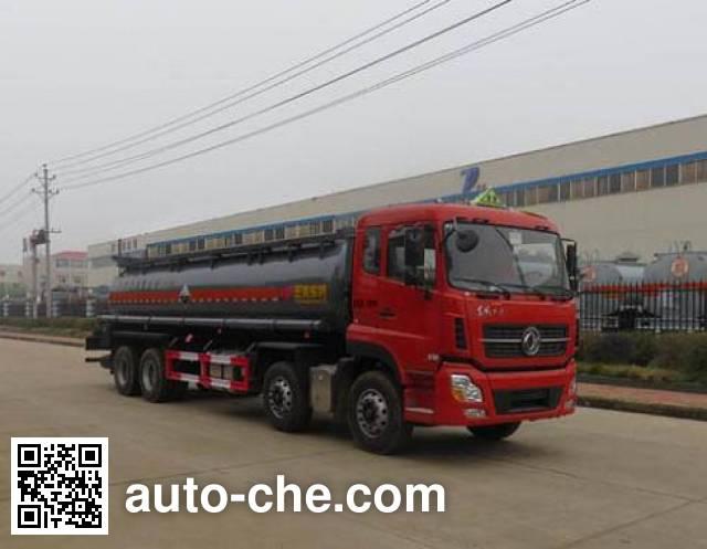 Teyun DTA5310GFWD5 corrosive substance transport tank truck