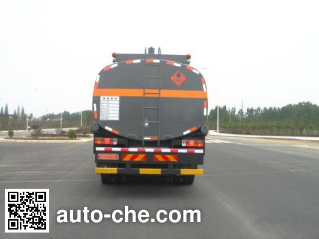 Teyun DTA5310GRYC4 flammable liquid tank truck
