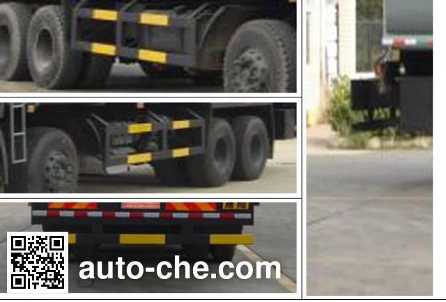 Teyun DTA5310GRYD10 flammable liquid tank truck