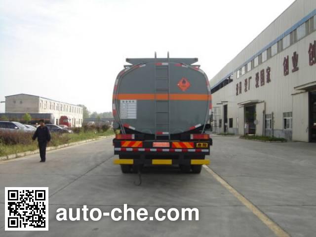 Teyun DTA5310GRYD9 flammable liquid tank truck