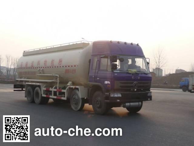 特运牌DTA5311GFLE粉粒物料运输车