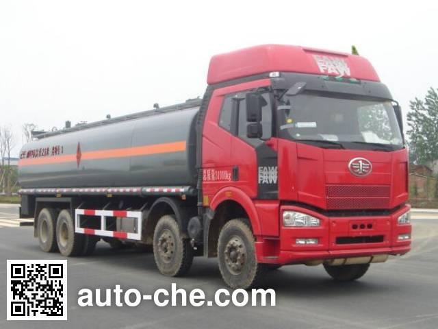 Teyun DTA5311GRYC4 flammable liquid tank truck
