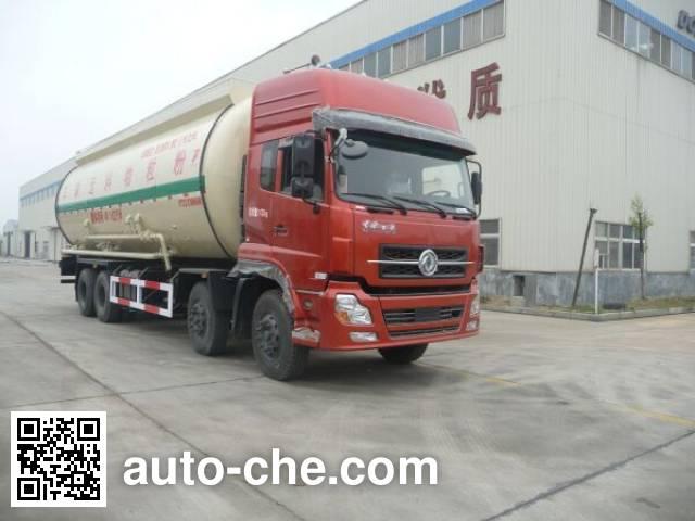 特运牌DTA5312GFLDD粉粒物料运输车