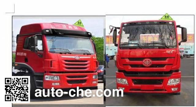 Teyun DTA5310GYYCA1 oil tank truck