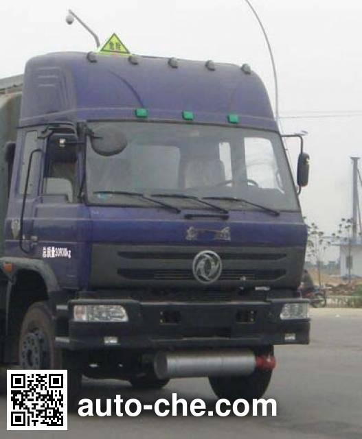 Teyun DTA5313GHYE chemical liquid tank truck