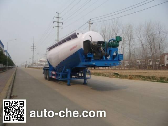 Teyun DTA9350GFL low-density bulk powder transport trailer