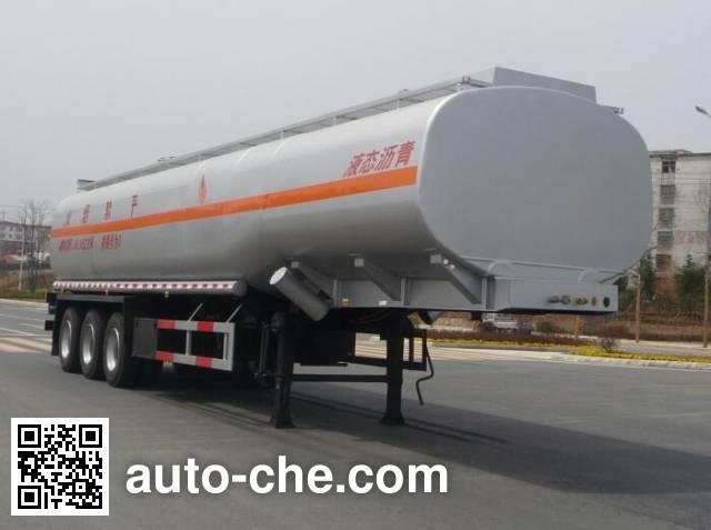 Teyun DTA9400GLY liquid asphalt transport tank trailer