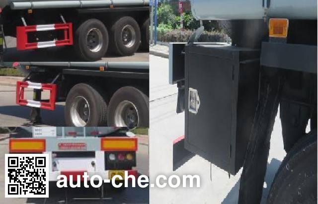 Teyun DTA9403GRYA flammable liquid tank trailer