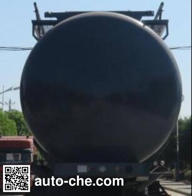 特运牌DTA9407GFWB腐蚀性物品罐式运输半挂车