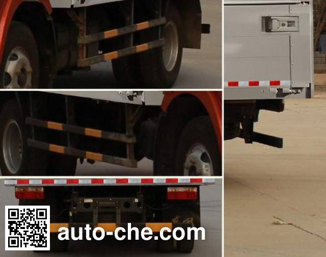 HSCheng DWJ5041XYK11D2 wing van truck