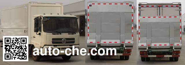 HSCheng DWJ5110XYKBX18A wing van truck
