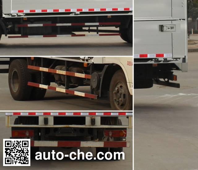 HSCheng DWJ5120XYKB2 wing van truck