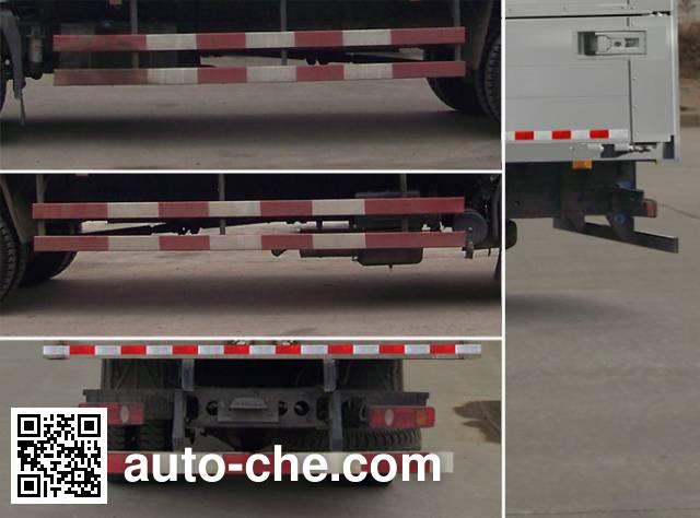 HSCheng DWJ5160XYKBX5 wing van truck