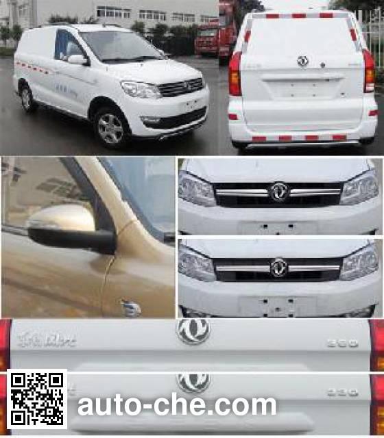 Dongfeng DXK5020XXYF1F box van truck
