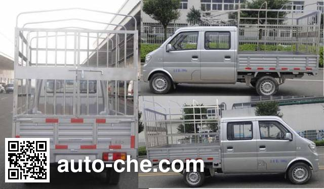 Dongfeng DXK5022CCYK1F7 stake truck