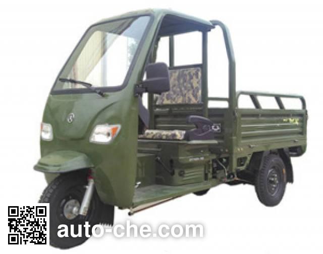 Dayun DY110ZH-10D cab cargo moto three-wheeler