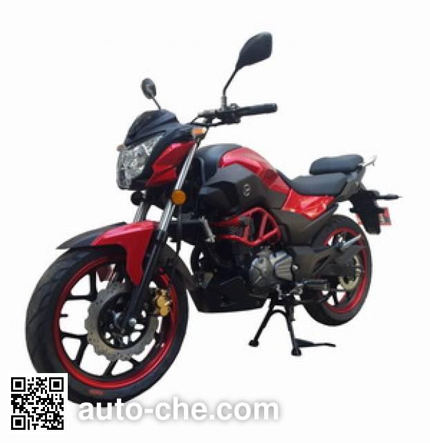 大运牌DY200-3两轮摩托车