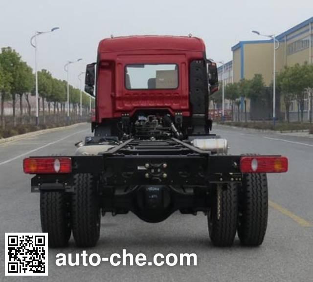 大运牌DYQ1240D4TB载货汽车底盘