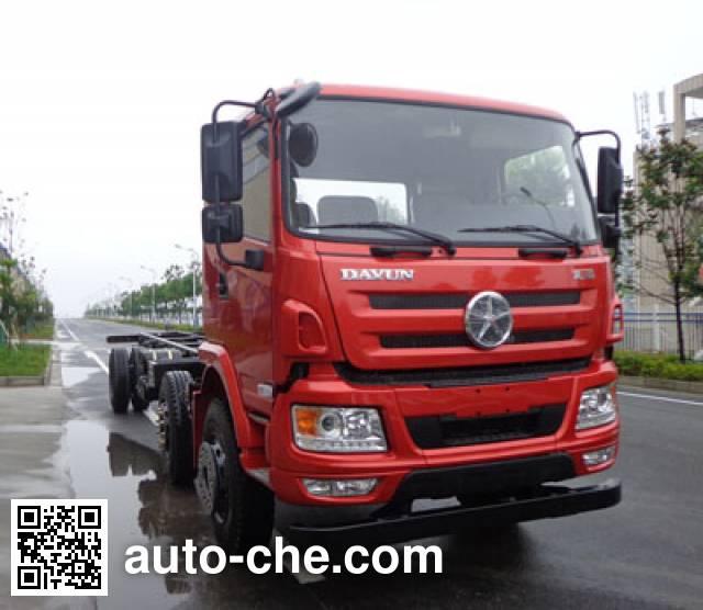 Dayun DYQ1250D4TB truck chassis