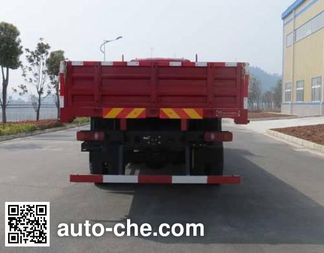 Dayun DYQ1250D5CB cargo truck