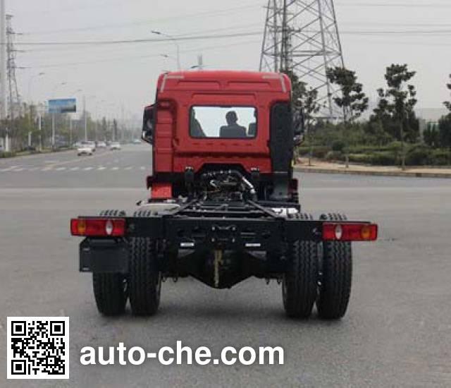 大运牌DYQ1252D5CA载货汽车底盘