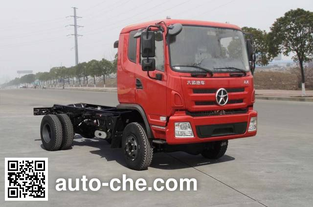 Dayun DYQ2041D5AA off-road dump truck chassis