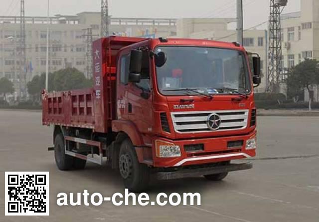 大运牌DYQ3160D5AB自卸汽车