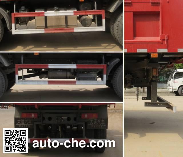 Dayun DYQ3250D4TB dump truck