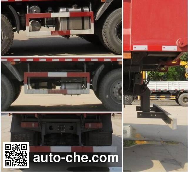 Dayun DYQ3310D5FB dump truck