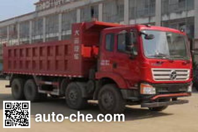 大运牌DYQ3310D5FC自卸汽车