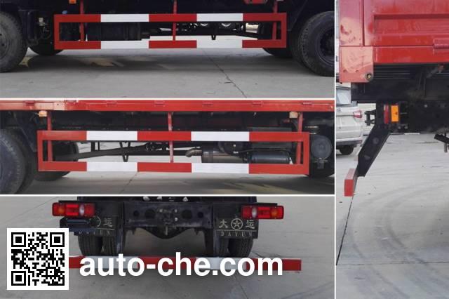 Dayun DYQ5160XYKD5AB wing van truck