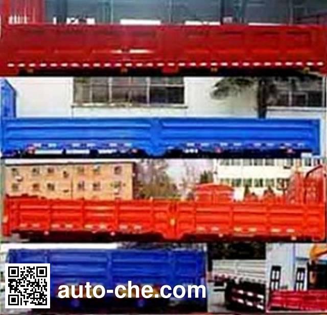 Dayun DYQ5250JSQ1 truck mounted loader crane