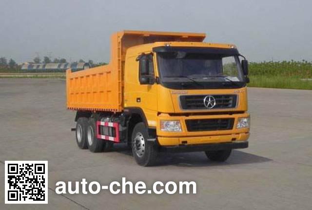 Dayun DYX3251WD4DC dump truck
