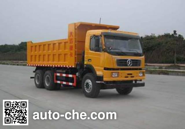 Dayun DYX3253WD41C dump truck