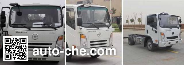 Dayun DYX5040XXYBEV1CAG0 electric cargo van