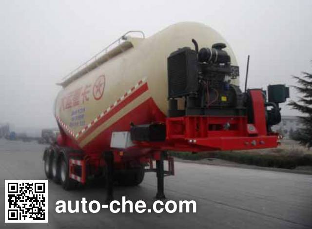 Dayun DYX9400GFL347 medium density bulk powder transport trailer