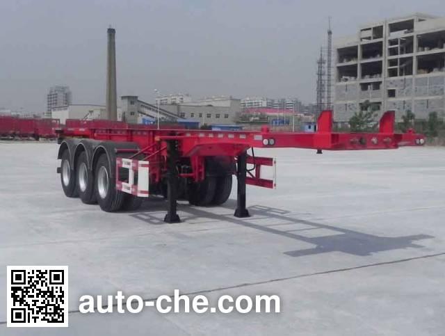 Dayun DYX9400TJZ347 container transport trailer