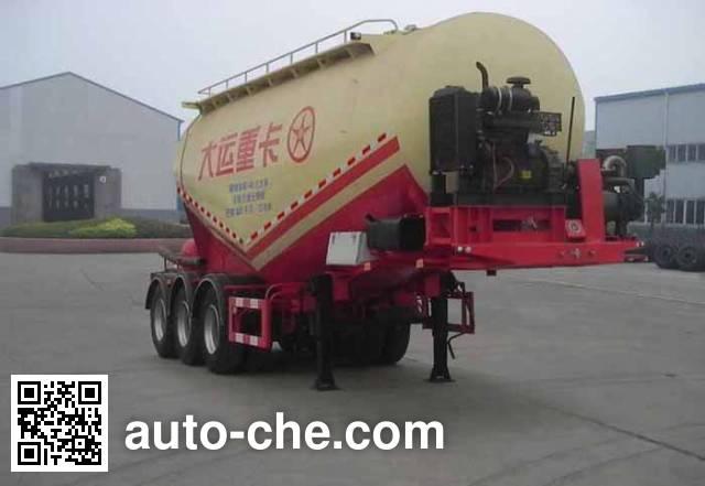 Dayun DYX9401GFL355 medium density bulk powder transport trailer