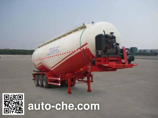 Dayun DYX9401GFL375 low-density bulk powder transport trailer
