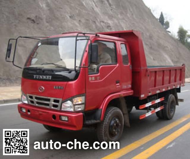 Huachuan DZ5815PDT low-speed dump truck