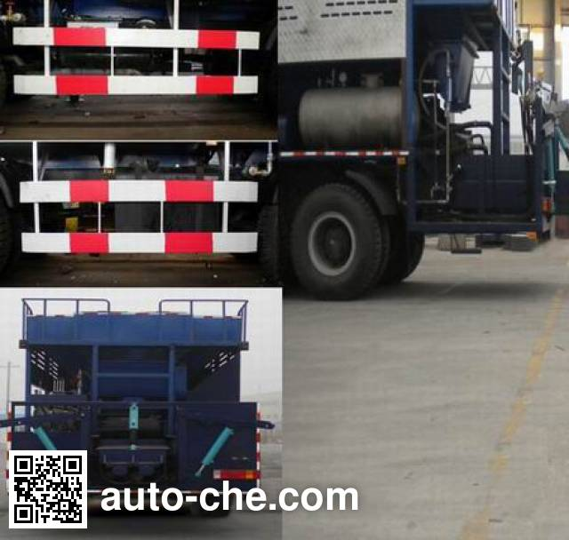 Ouya EA5315TFCNR366 slurry seal coating truck