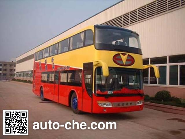 峨嵋牌EM6127HS双层客车