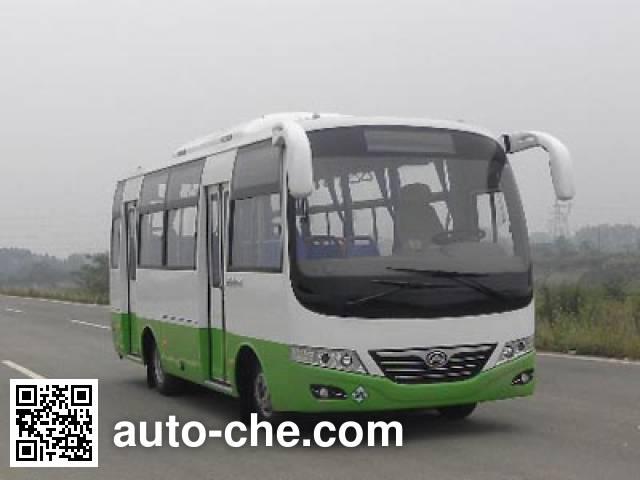 峨嵋牌EM6660QNG5城市客车